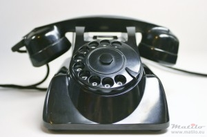 Heemaf 1955 telephone