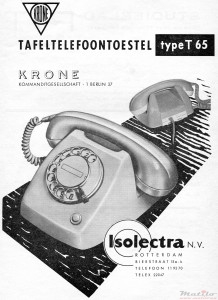 Isolectra 1965