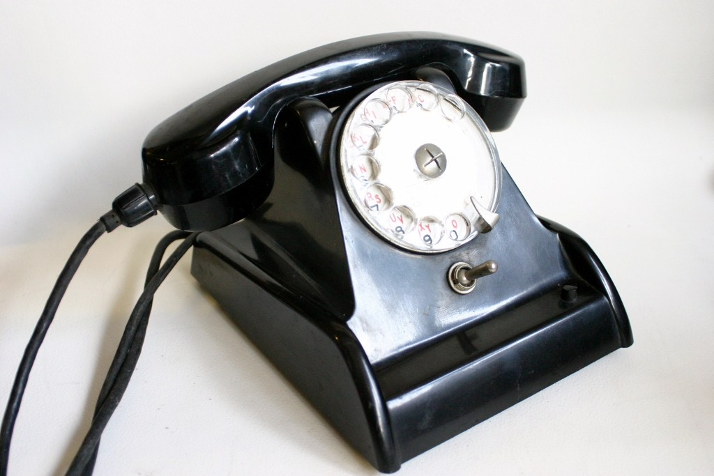 tafel telefoon ptt norm 51