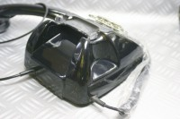 T65 Zwart achteraanzicht