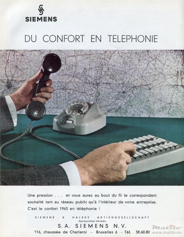 S&H 282 Advert 1960