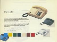 PTT telefoongids 1986 Diavox