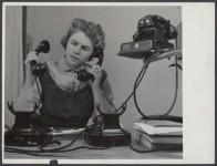 Promotiefoto PTT ca 1950
