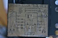 W28 diagram Gemeentelijke telefoondienst Amsterdam