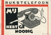 Rijkstelefoon 1931