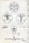 PTT Montagevoorschrift voor contactdoos en contactstop type 1956