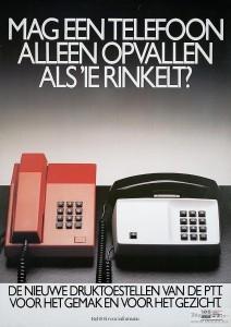 PTT reclame 1981