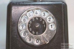 1920s Siemens & Halske dial