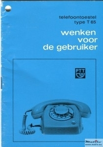 PTT T65 Manual