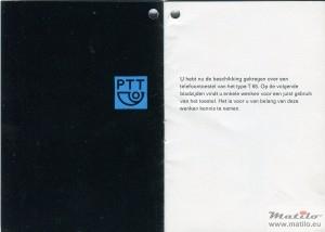 PTT T65 Manual002