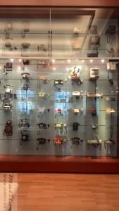 Museum für Kommunication telephone collection