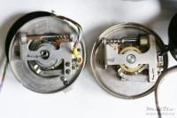 PZT & Ericsson dial