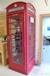 Museum Morbach telephone booth