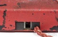 Red W38 rear