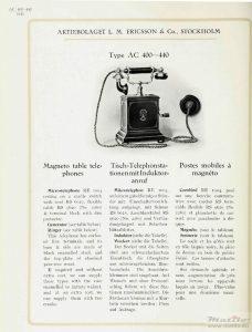 Ericsson AC400 1911
