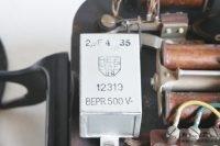 Heemaf 1931 capacitor