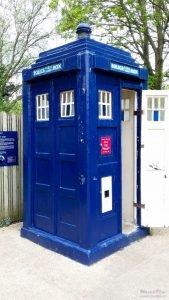 Police box Avoncroft