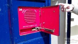Police box public phone