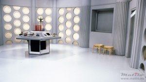 TARDIS inside (c) BBC