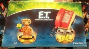 ET Phone home LEGO