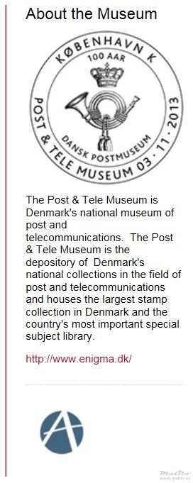 PTT-museum, old web site