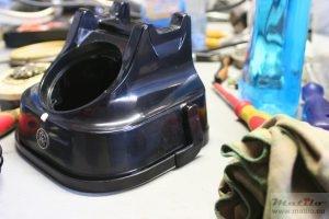RTT 56 polishing body shell