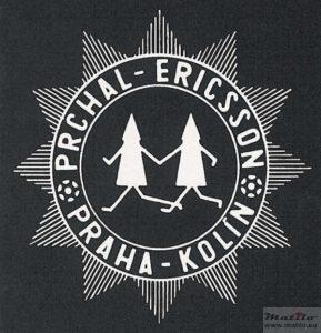 Prchal Ericsson logo