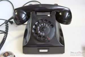 Ericsson 1951 restaured