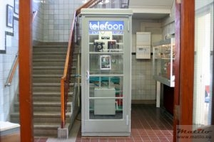 Houweling Telecom Museum hal