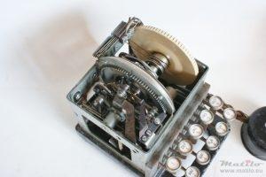 Key sender inside