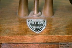 Tele-Fax logo