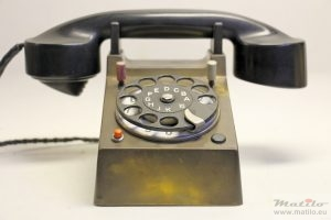 Telefonbau & Normalzeit Modell Frankfurt