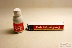 Polishig pastes