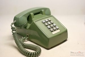 Western Electric 2600 green