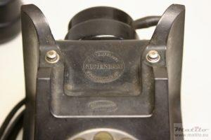 Ericsson type 1935 Rotterdam logo