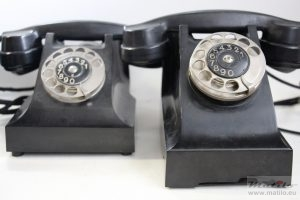 Ericsson type 1935 & type 1931 (DBH1001) comparison