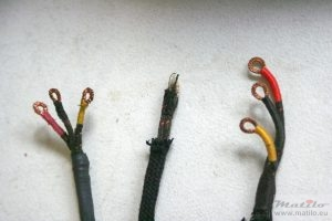 Cords after before & original