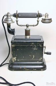 FEDERAL TELEPHONE AND TELEGRAPH MODEL UNKNOWN