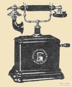 Federal Telephone and Telegraph catalogue picture