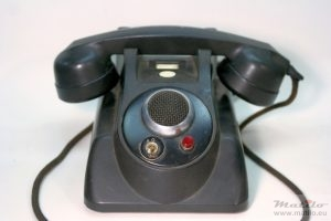 Heemaf 1955 intercom telephone