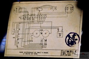 MBLE 1955 diagram