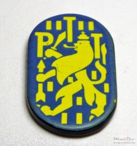 PTT badge