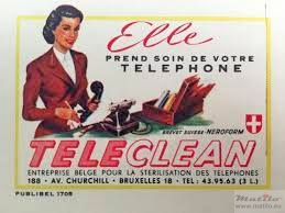 Teleclean advert