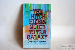 's Guide to the Galaxy by Douglas Adams