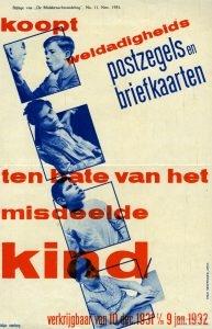 PTT poster Kiljan Misdeelde Kind