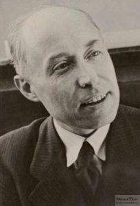 Portret Gerrit Kiljan