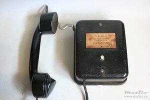 T&N CB telefoon PTT totaal