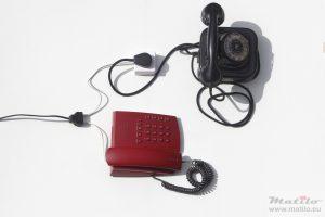 2 telefoons aangesloten