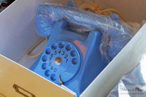 Ericsson 11420 blue