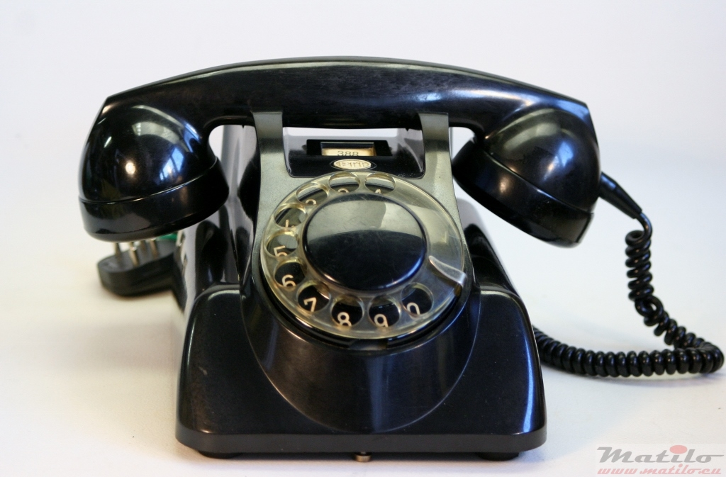Heemaf 1955 with prototype dial